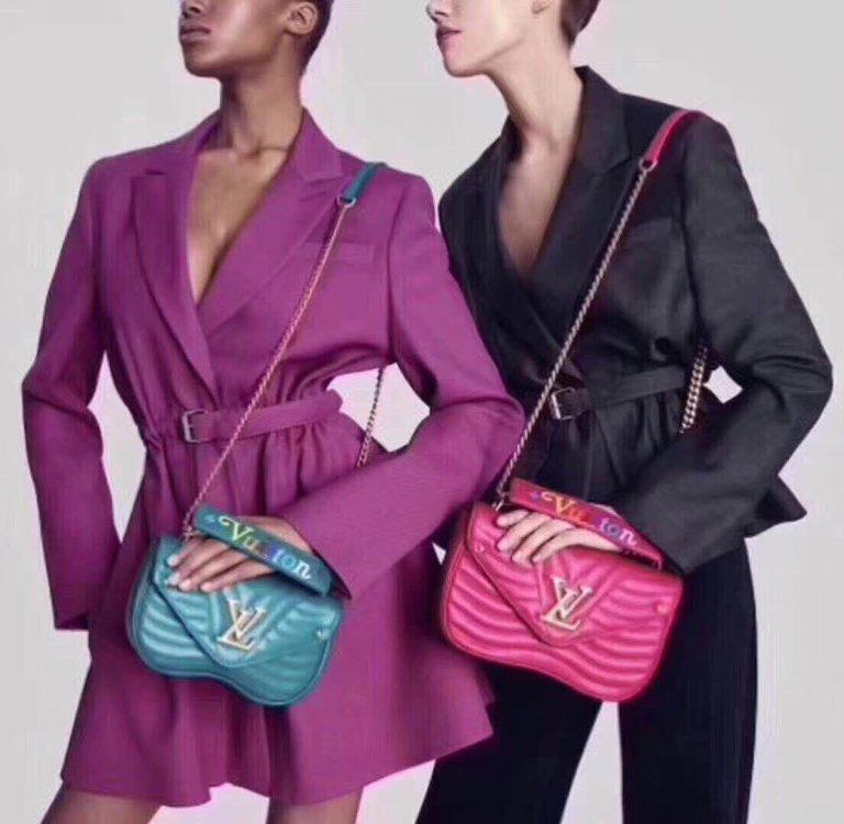 Louis Vuitton New Wave Chain Bag PM/MM2018