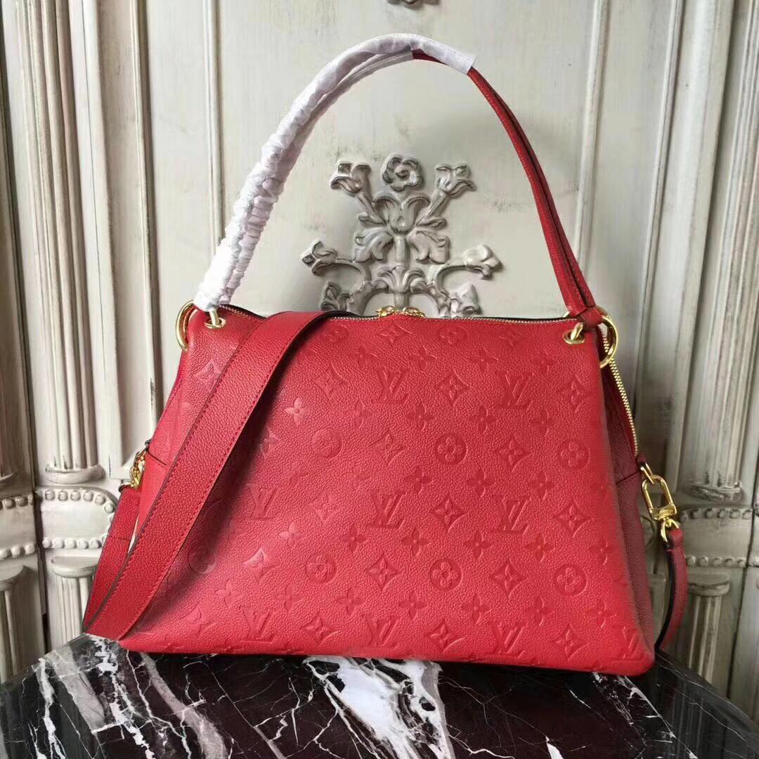 Louis Vuitton ponthieu pm monogram empreinte bagM43720