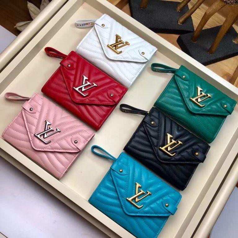 Louis Vuitton New Wave Compact Wallet2018