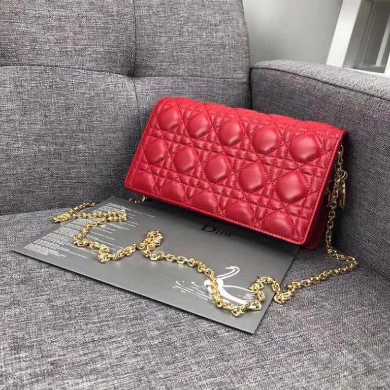 Chanel Leboy Medium Sheepskin WalletA84302