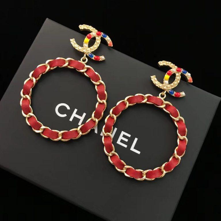 Chanel Earrings 2018