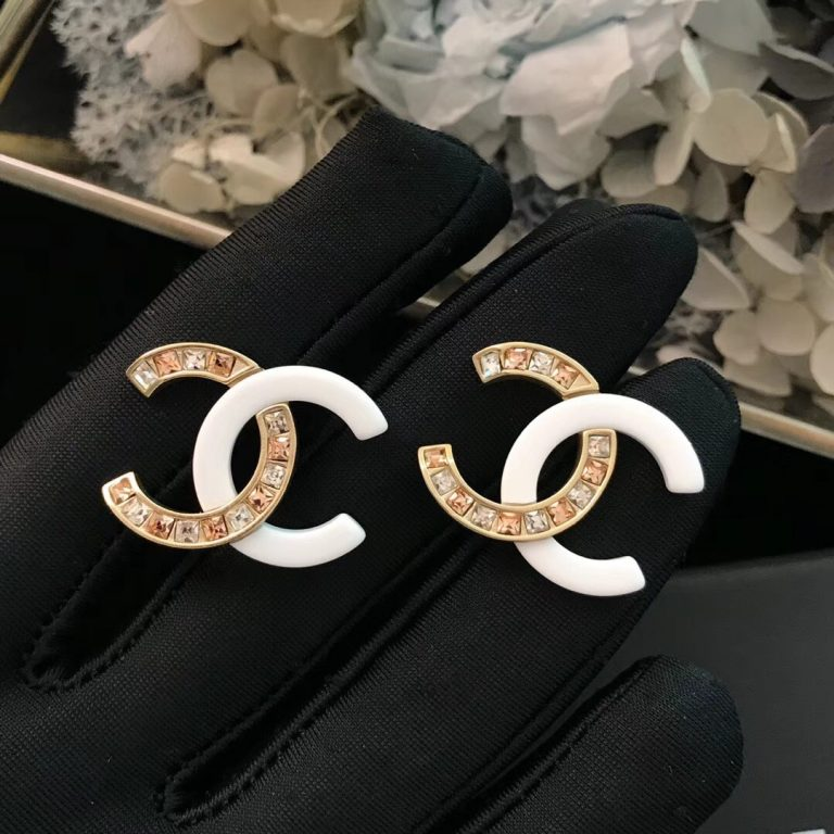 Chanel Earrings/Necklace 2018