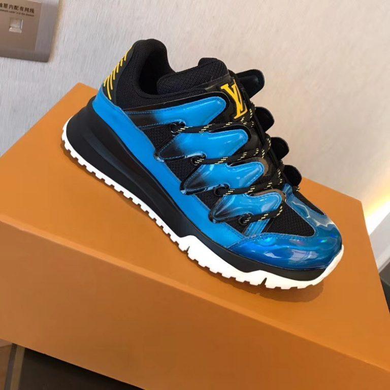 Louis Vuitton Zig Zag Sneaker 1A4AKC2018