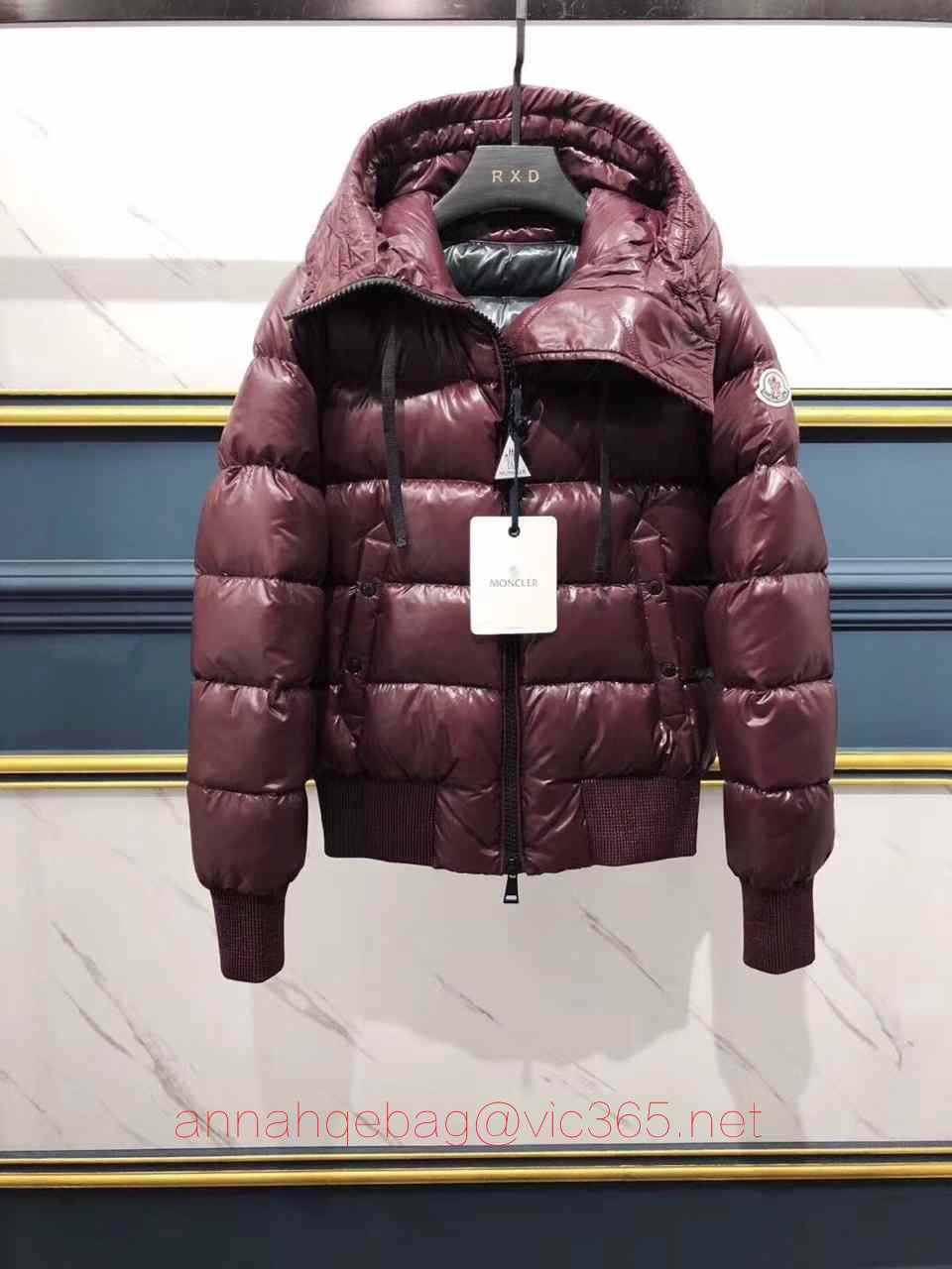 Moncler  jacket for women 2018